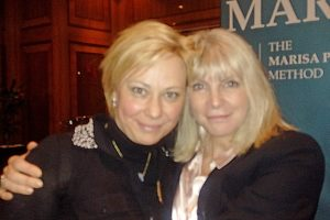 With Marisa Peer, founder of RTT