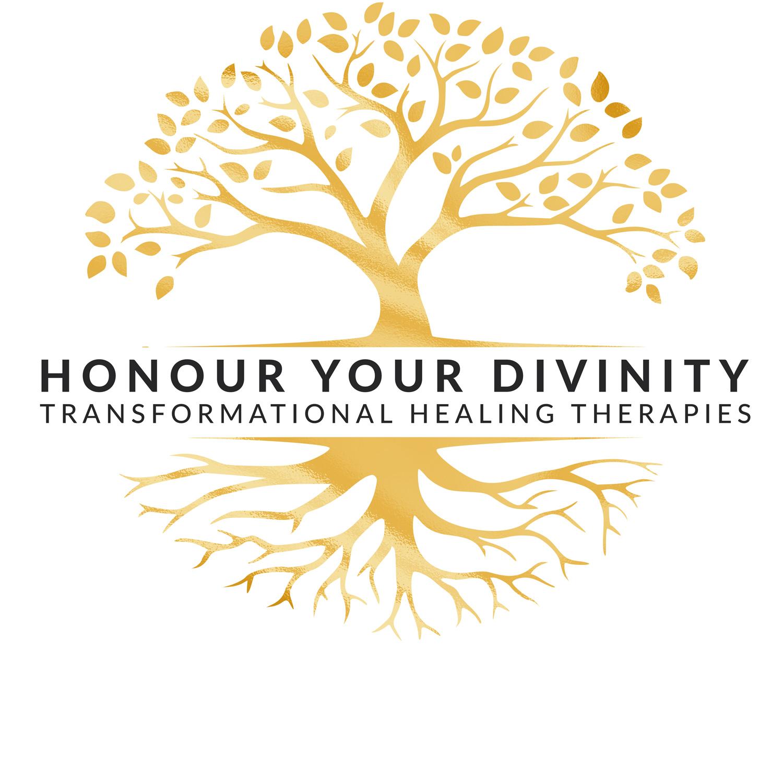 Honour Your Divinity - Alternative Healing Therapies Logo